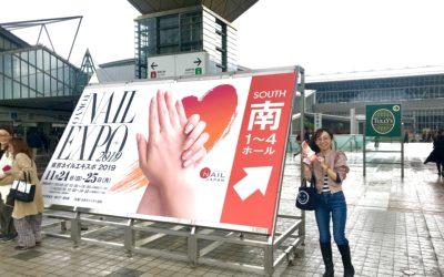 【ネイルイベント】ネイルエキスポ2019東京ビックサイトへ行ってきました☆